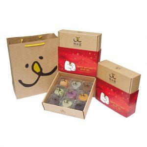 【九入禮盒】喜悅$520_160501_9餅乾(雲海紅版)