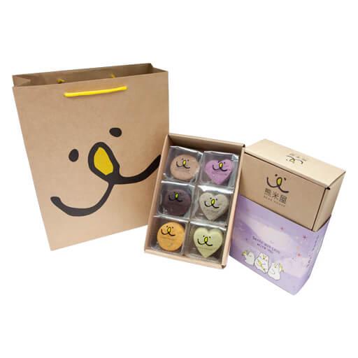 【六入禮盒】健康360_160415_微笑_6手工雲海紫版
