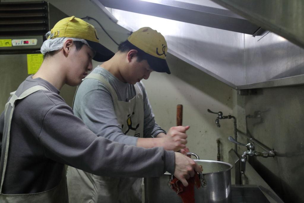 熊米屋下廚作飯